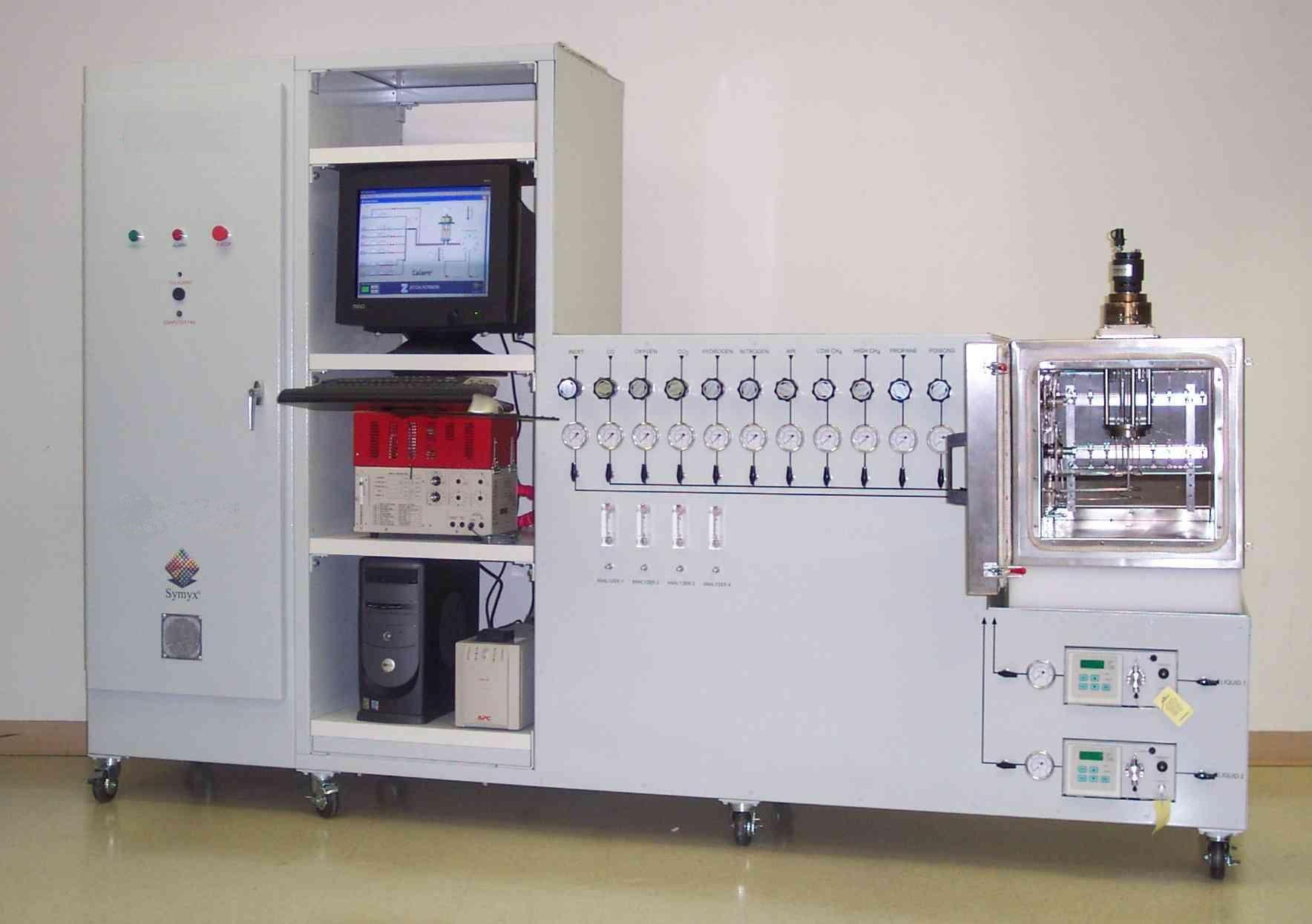 BenchCAT High Throughput Reactor Systems